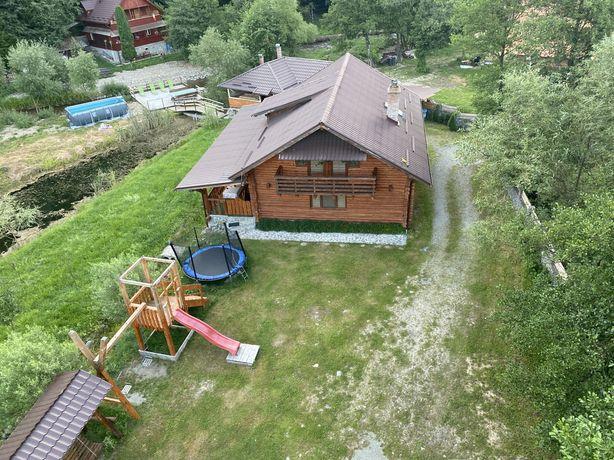 Inchiriez cabana cu ciubar Valea Draganului