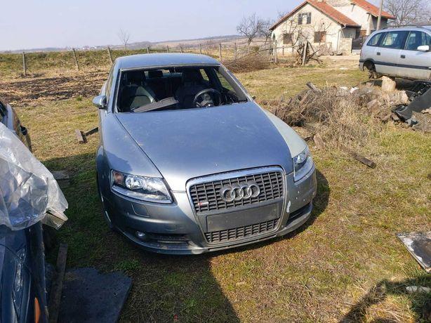 Dezmembrez Audi A6 S line