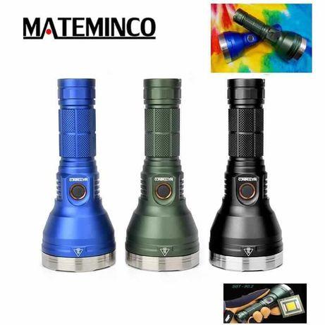 MATEMINCO MT90mini cu SBT90.2 de 4500lm/1428m ( Astrolux FT03S)