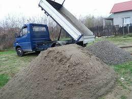 Pietriș nisip balast chisai calcar margaritar beton b200 evacuam moluz