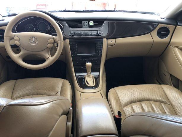 Kit conversie schimbare volan Mercedes Benz CLS w219(fara plansa bord)