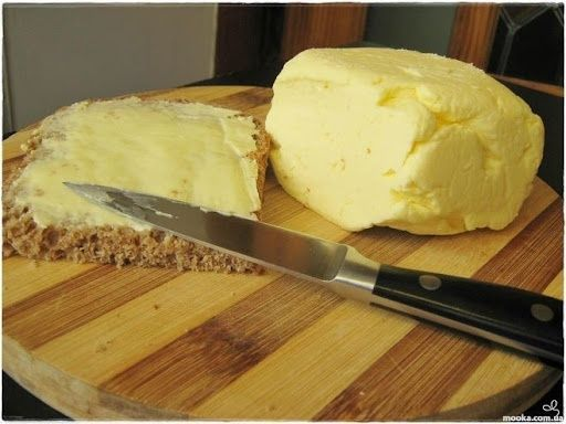 Масло домашнее вкусное