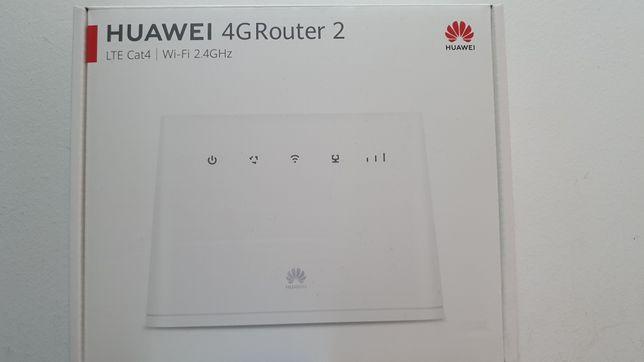 Router wireless Huawei B311 4G cu antena