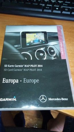 SD Karte garmin map pilot 2014