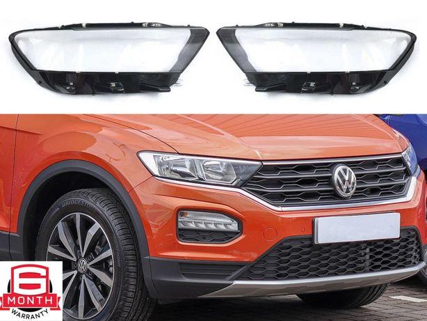 Sticla far VW T-Roc ( A11/AC7 2017+ ) Capac Geamuri