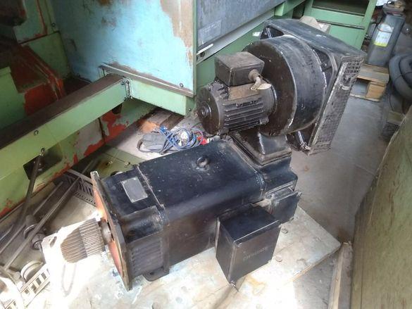 Шпиндел мотор Siemens и Fanuc