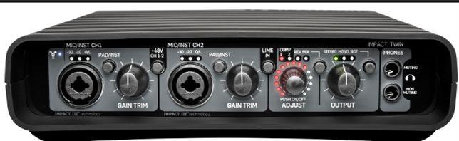 Звуковая карта TC Electronic Impact Twin FireWire