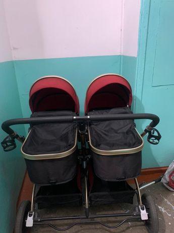 Продам коляску для двойни или близнецов