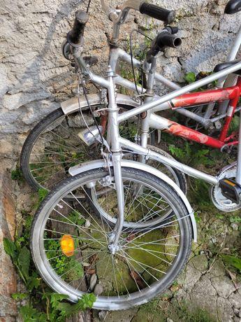 Biciclete la pachet de trei