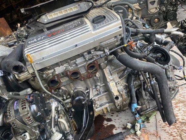 Мотор 1mz-Мотор 1mz-fe АКПП коробка Двигатель toyota Highlander (тойот