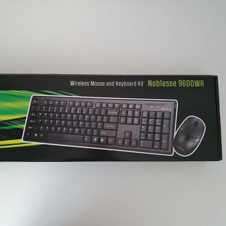 Kit tastatura si mouse fara fir