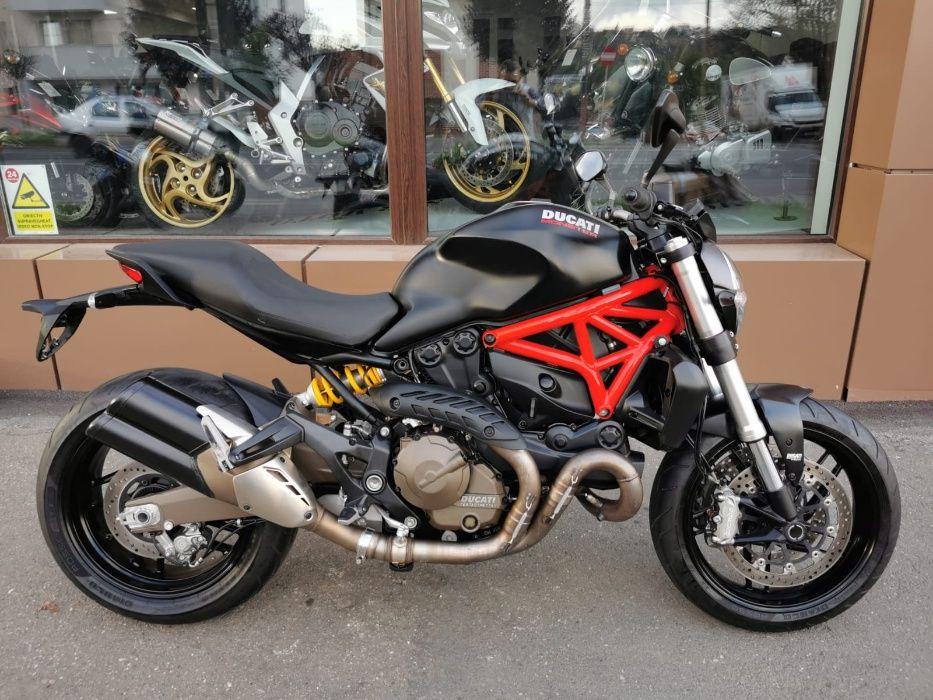 Ser Moto vinde Ducati Monster 821 ABS DTC~ Garantie ~ Rate directe Cluj-Napoca - imagine 1