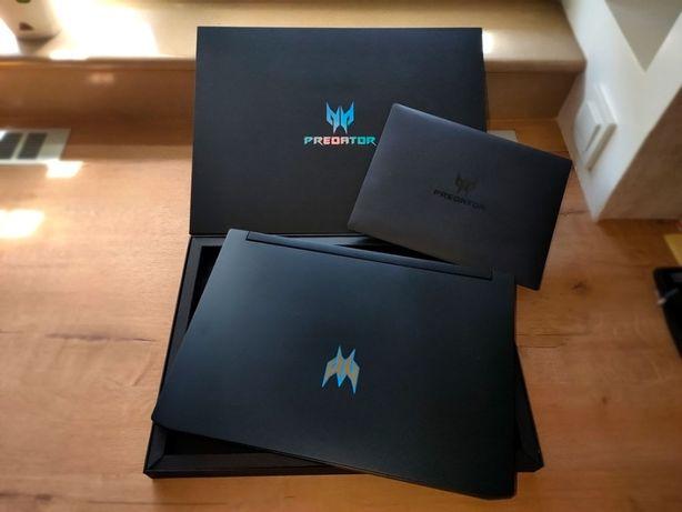 Мощный Игровой ноутбук Acer Predator Triton 500