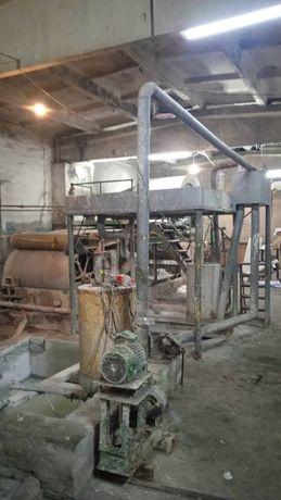 Продам оборудование по производству туалетной бумаги