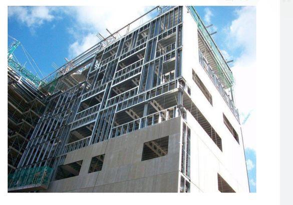 Готови външни и вътрешни стени за жилищни,офис, и индустриални сгради
