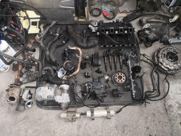 Dezmembrez Motor BMW 320d m47n 150cp Euro 3 Euro 4