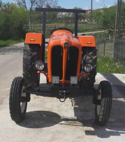 Vand tractor fiat-Oldtimer