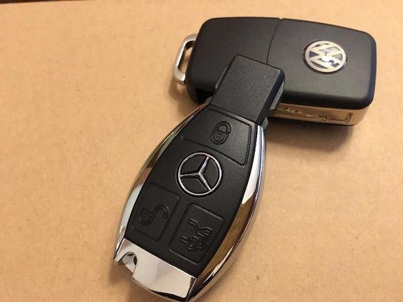USB 8 GB MERCEDES VW имитира ключ уникални висок клас