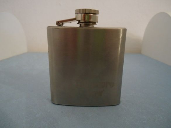 Метална бутилка 3oz Tullamore Dew