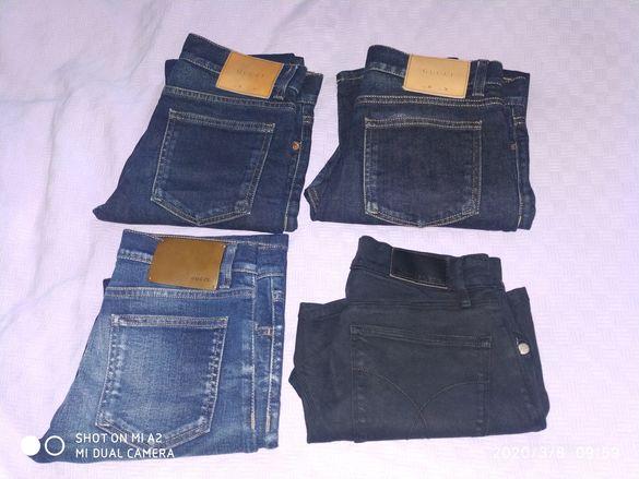 Оригинални дънки на Gucci 38 размер