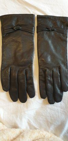 Дамски кожени ръкавици Арт 93
