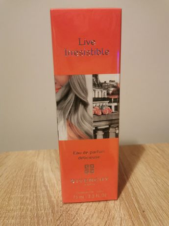 Givenchy Live Irresistible EDP delicieuse