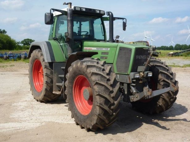 Manual service tractor Fendt FAVORIT FARMER VARIO 916 920 924 926