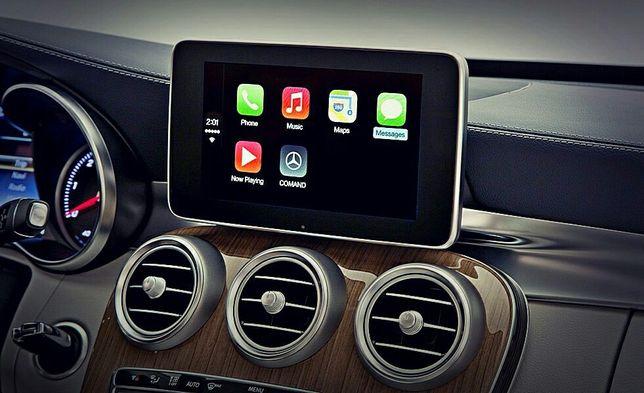 Iphone Apple CarPlay pentru Mercedes-Benz A B CLA GLA GLE GLS