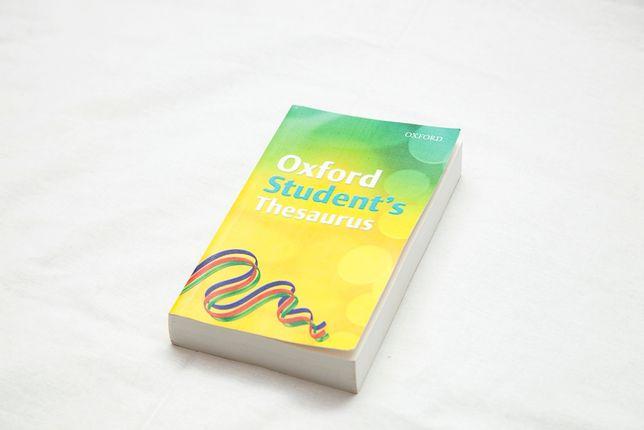 Oxford students thesaurus