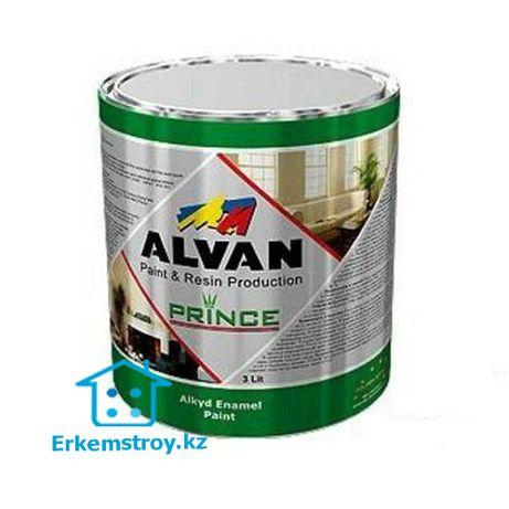 Краска Alvan Алван все цвета в наличии!