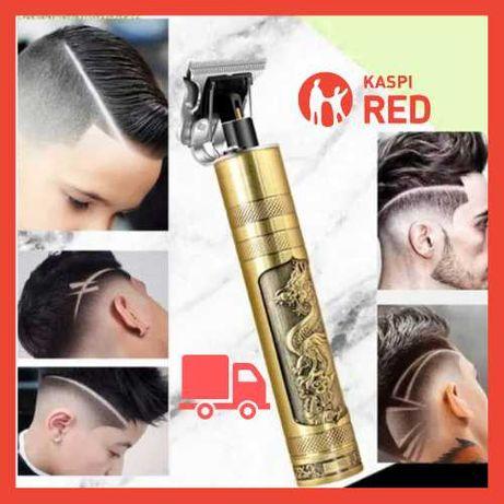 АКЦИЯ! Электрическая беспроводная бритва триммер  для стрижки волос