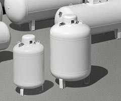 Bazin rezervor GPL gaz suprateran1.000 Litri