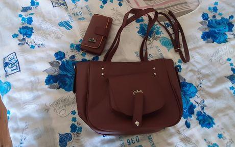 Чанта на лакоста