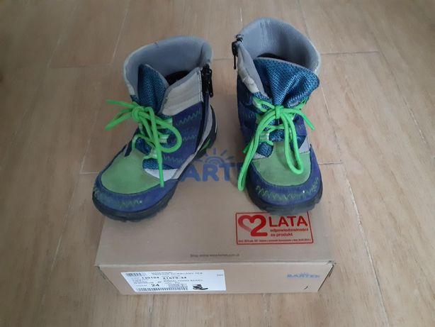 Vand cizme de iarna impermeabile Bartek nr24