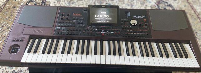 Синтезатор Korg pa1000