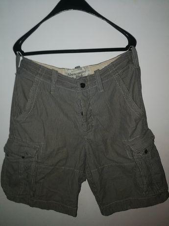 Pantaloni Abercrombie & Fitch