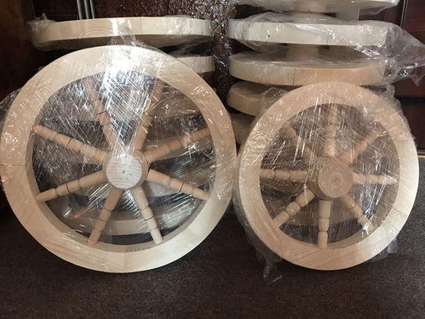 Roti de lemn rustice - roata de lemn pentru fantani