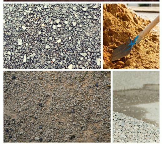 Песок щебень достатка по городу и области