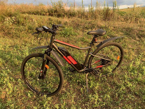 Bicicleta cu pedalare asistata electric