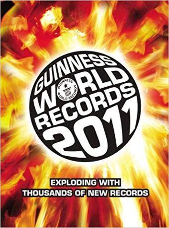Guinness World Records 2011 - колекционерска книга