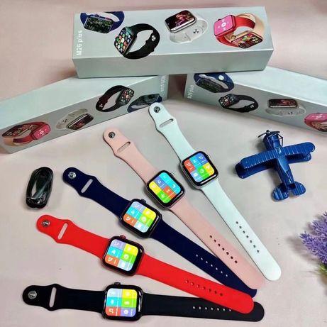 Новинка 2021! Смарт Часы M26plus / Apple Watch Serias AirPods