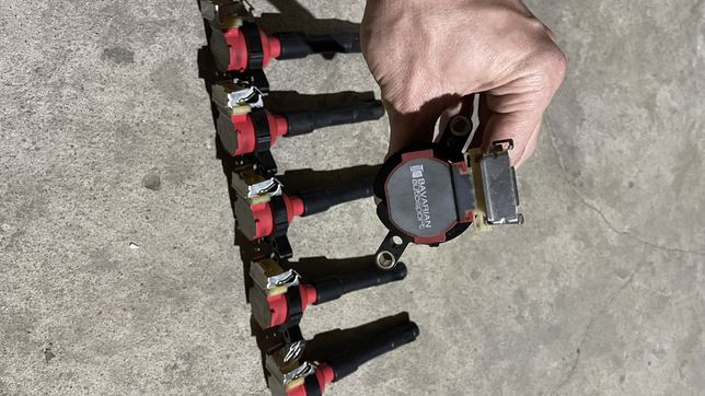 Продам катушки зажигания bmw m52 m54