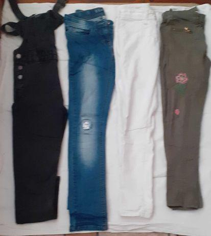 Страхотни дънки за момиче различни размери 8г;9г;10г;11г