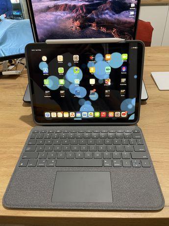 Apple iPad Pro 11 (2018, 64 gb, Smart folio Keyboard, Pencil 2, WiFi)