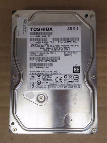 Hdd TOSHIBA 500 gb 3.5