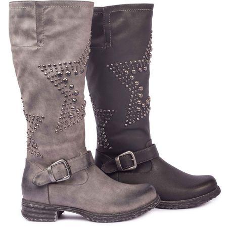 lichidare stoc cizme pentru femei