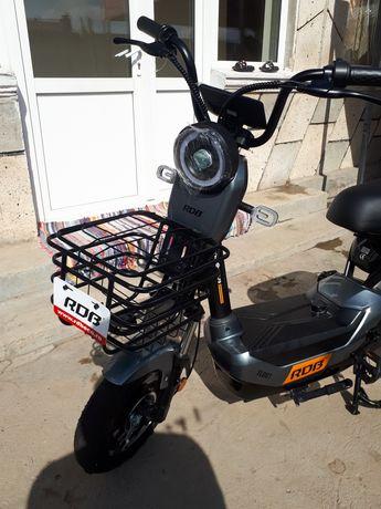 Scooter Tulcea 001