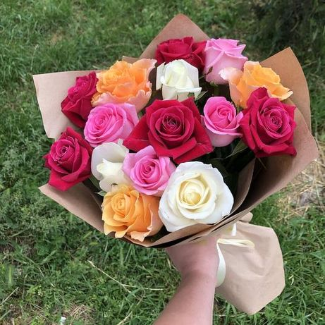 Бесплатная доставка цветы Уральск, недорого