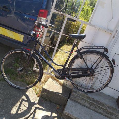 Bicicleta damă belgia Gazele 28 schimbător 5 viteze butuc