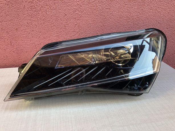Far stanga bi-xenon Led Skoda Superb 3 model 2015-2018 cod 3V1941015B